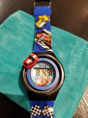 Race car watch for kids for Sale in Tampa, FL