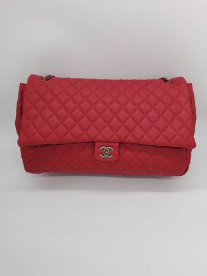 48cm Extra Large Red Carry on Bag/ purse for Sale in Las Vegas, NV