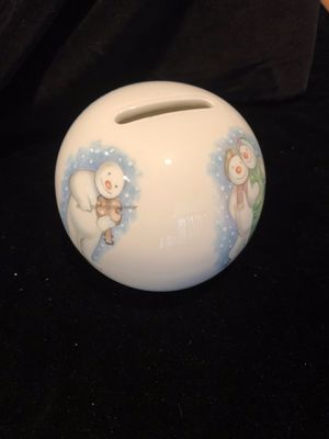 Royal Doulton snowball money bank 1985 for Sale in Puyallup, WA