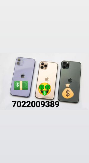 iPhone X's max any condition for Sale in Las Vegas, NV