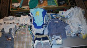 0-3 - 3 month baby boy lot for Sale in Austin, TX