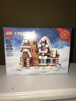 LEGO #40337 Mini Gingerbread House (New/Sealed) for Sale in Orlando, FL
