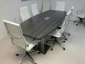 BRAND NEW MODERN CONFERENCE TABLE $495 for Sale in Miami, FL