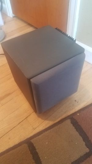 Pinnacle Subsonic Mini Double 6.5 inch Drivers Subwoofer for Sale in Sheridan, CO