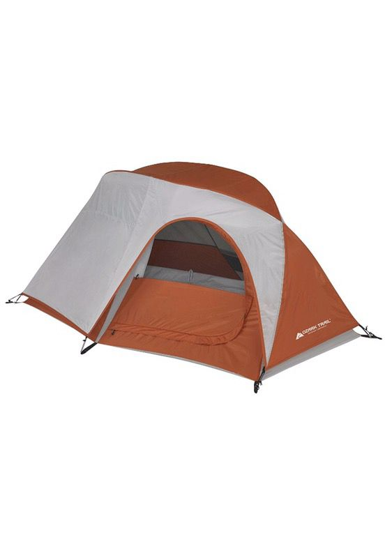 Ozark trail 1 perdon backpacking tent 7x5. 37 in