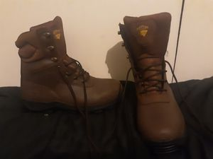 Survivors Steel Toed Work Boots for Sale in Pittsburgh, PA