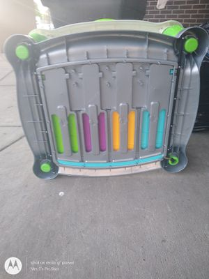 Fisher Price Superstar Step n Play Walker Piano for Sale in Columbus, OH