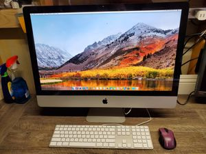 "27"" iMac Late 2009 in Great Condition for Sale in Huntington Beach, CA"