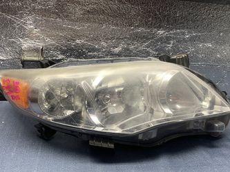 2011 2012 2013 Toyota Corolla headlight head light for Sale in Ontario,  CA