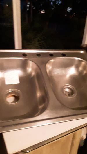 Stainless steel sink for Sale in Bradenton, FL