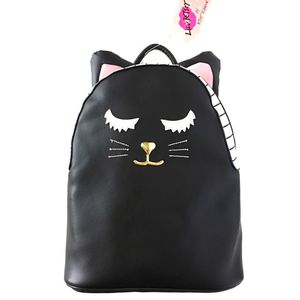 NEW Luv Betsey Johnson Cat Mini Black Backpack for Sale in Tampa, FL