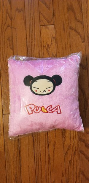 Pucca Pink Pillow for Sale in Houston, TX