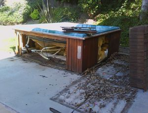 HOT TUB REMOVAL for Sale in Bradenton, FL