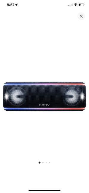 Sony speaker for Sale in San Francisco, CA