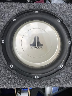 JL AUDIO. for Sale in Spring Valley, CA