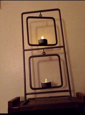 Unique candle holder for Sale in Cottonwood Heights, UT