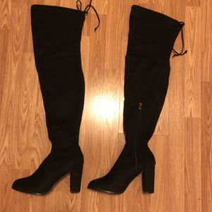 Thigh High Black boots for Sale in Frederick, MD
