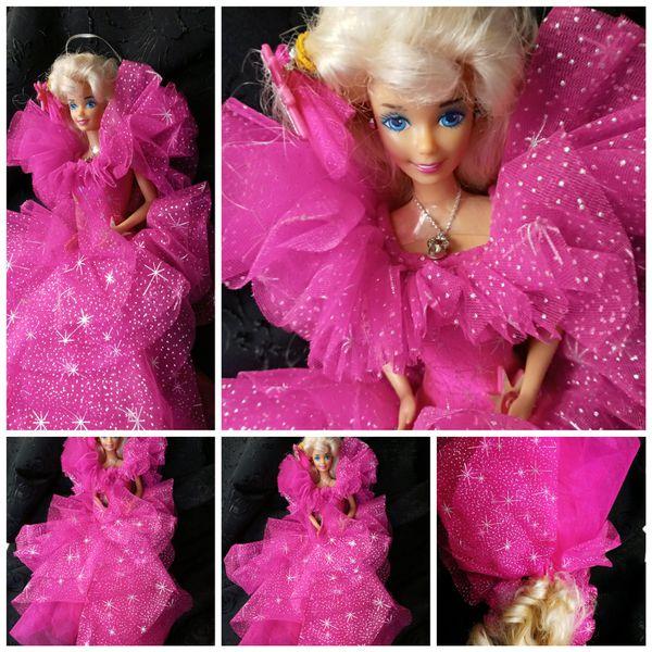 Holiday Barbie