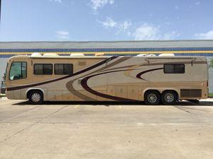 2002 Monaco Signature 500hp Tag Axle 2 slide Motorhome RV Bus Coach for Sale in Dallas, TX