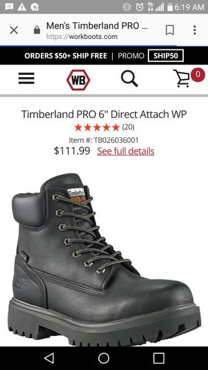 Timberland boots for Sale in Centreville, IL
