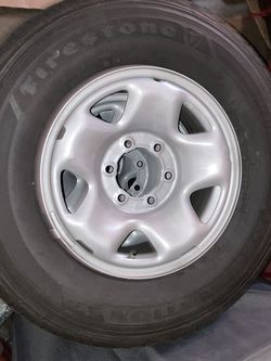 Tacoma Rims And Tires for Sale in Carson,  CA