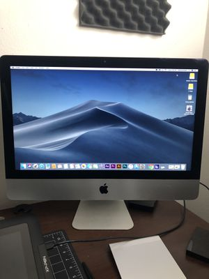 IMac 21.5 inch for Sale in Pompano Beach, FL