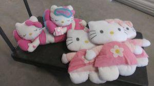 Hello Kitty stuffed Hello Kitty stuffed animals for Sale in Rowlett, TX