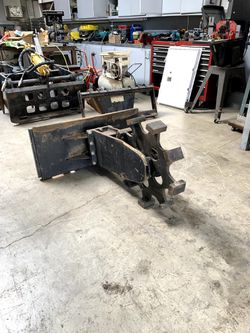Trench Compactor Skid Steer Attachment for Sale in Torrance, CA