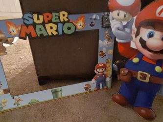 Mario Birthday Frame for Sale in Spring Valley,  CA