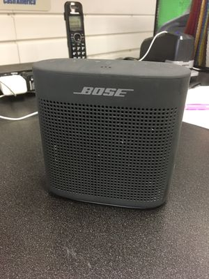 Bose Soundlink Color II for Sale in Chicago, IL