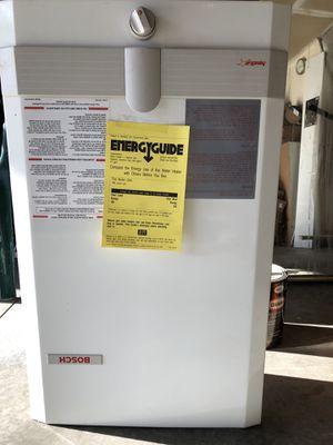 Bosch tankless water heater for Sale in Boise, ID