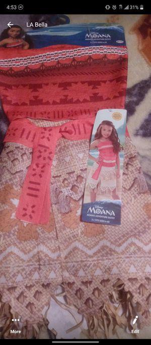 Moana costume for Sale in San Antonio, TX