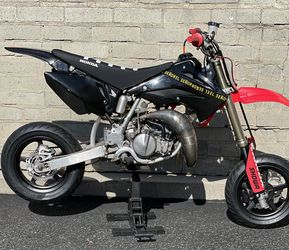 2004 Honda CR85 Expert Supermoto for Sale in Los Angeles,  CA