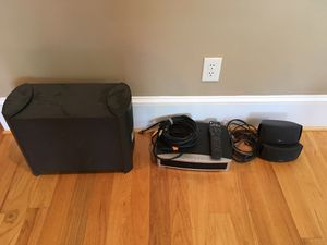 Bose speaker system for Sale in Emerald Isle, NC