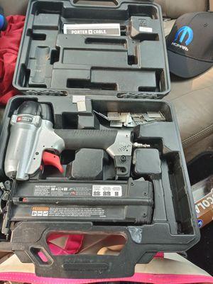 Porter cable nail gun for Sale in Renton, WA