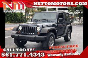 2008 Jeep Wrangler for Sale in West Palm Beach, FL