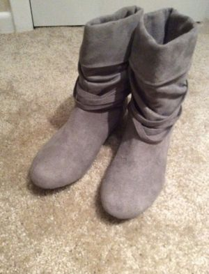 Women's grey ankle boots for Sale in Dallas, TX