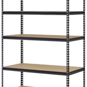 Brand New Muscle Rack 5-Shelf Steel Shelving Unit for Sale in Tulare, CA
