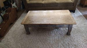 Shabby Coffee Table for Sale in San Jacinto, CA