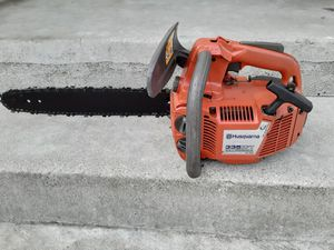 Husquravana Commercial Gas Chainsaw for Sale in Riverside, CA
