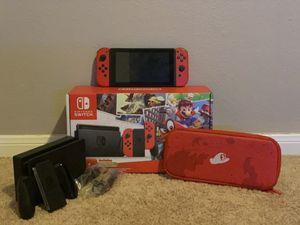 Nintendo switch Super Mario Odyssey for Sale in Beach City, TX
