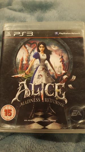Alice. Madness returns. for Sale in Ripley, WV