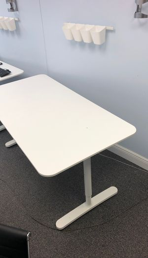 "IKEA - BEKANT Desk, white, 63x31 1/2 "" for Sale in Coral Gables, FL"