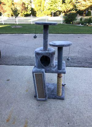 Cat tower for Sale in Belleville, MI