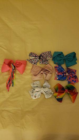 Jojo bows $5 each or all for $30 jojo siwa for Sale in Las Vegas, NV