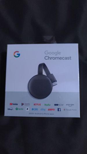 Google ChromeCast (black) for Sale in La Verne, CA