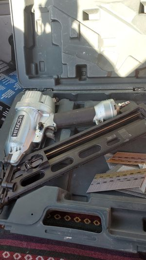 Hitachi nail gun for Sale in Monrovia, CA
