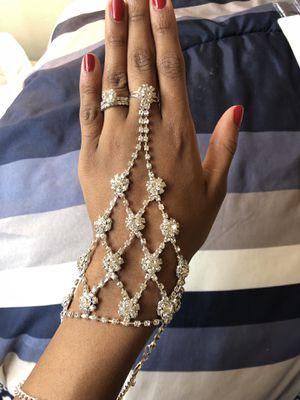 Rhinestone bracelet for Sale in Chicago, IL