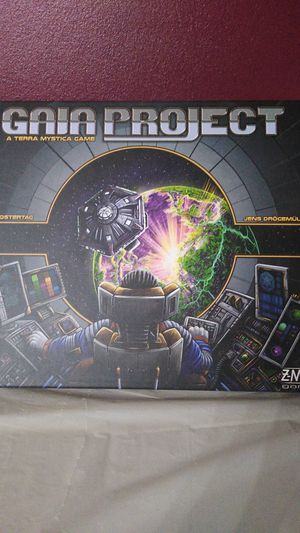 Gaia Project Board Game for Sale in Bethlehem, GA