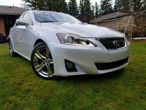 2011 Lexus is250 for Sale in Everett, WA